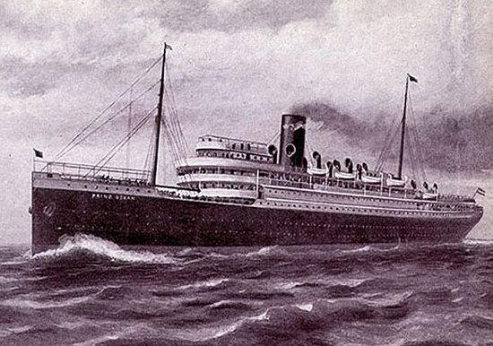 據說這是撞沉泰坦尼克號的冰山 可信度極高!