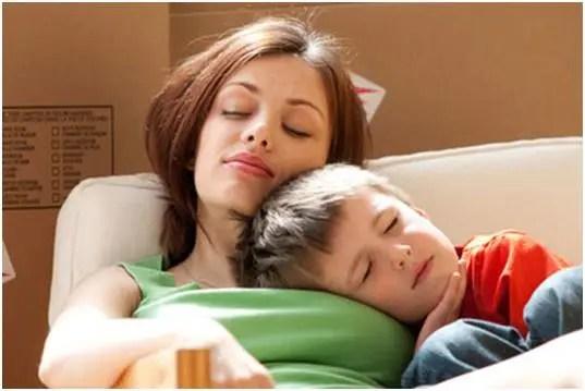 男孩兒有了性幻想,居然是因為沒和媽媽分房睡!