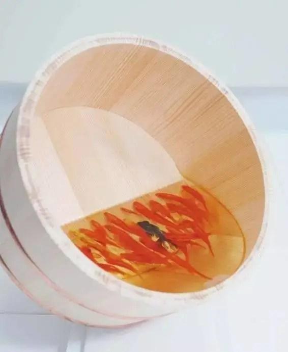 這個「變態」的日本人畫了12年的金魚,把金魚畫活了……