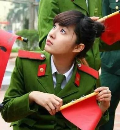 那些鮮為人知的越南女兵,青春靚麗,很飽眼福