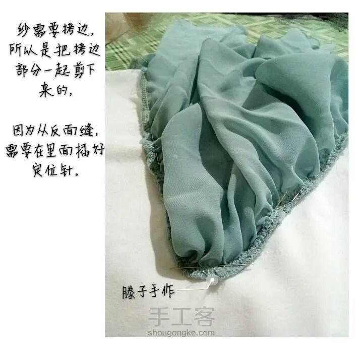 為發育期女兒特別創作之舊衣改造