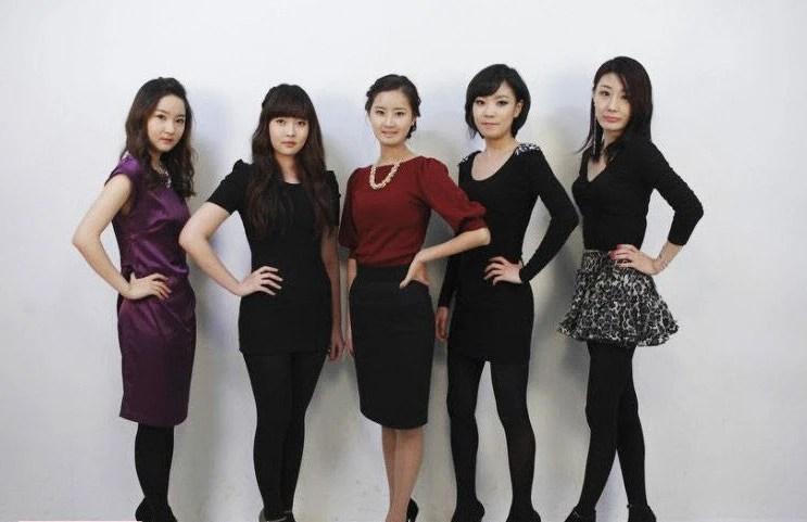 韓國整容模特大賽:整容後確實美了很多!