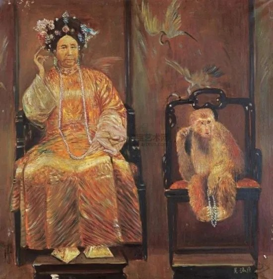 大清王朝最短命的一位皇帝,被生母慈禧逼到了妓院