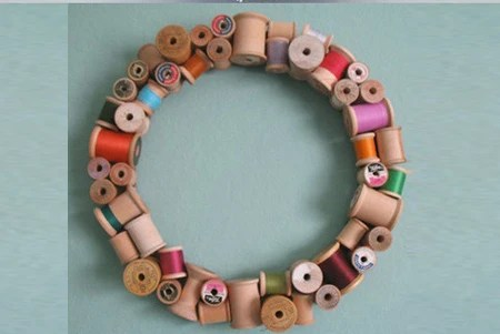 各式材料創意做成的手環花欣賞