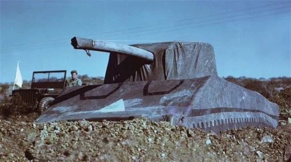 二戰時的「鬼影部隊」德軍怎麼樣都找不到