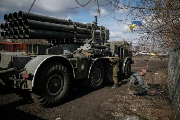 烏克蘭遠程火箭炮部隊彈盡糧絕怎麼辦?不怕,有中國