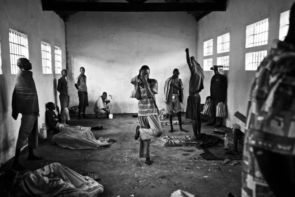 艾滋和貧窮之外的傷口:直擊非洲男性的精神病現狀