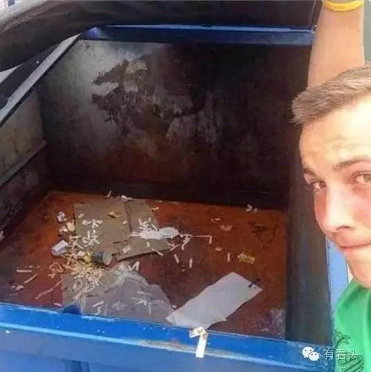 18歲小哥撿垃圾成癖好,竟能撿到這麼多寶貝!