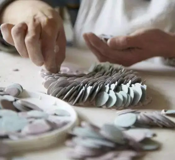 有靈性,可以把陶泥玩得這麼花!