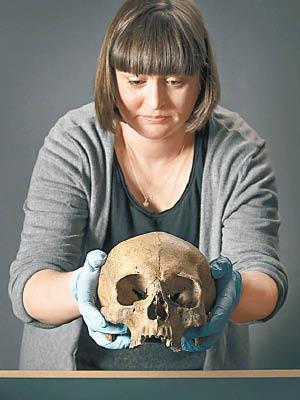港媒:倫敦出土2000年前中國人骸骨 生前或是奴隸
