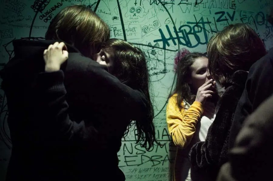 叛逆的少女,美國十五歲女孩躁動的青春期