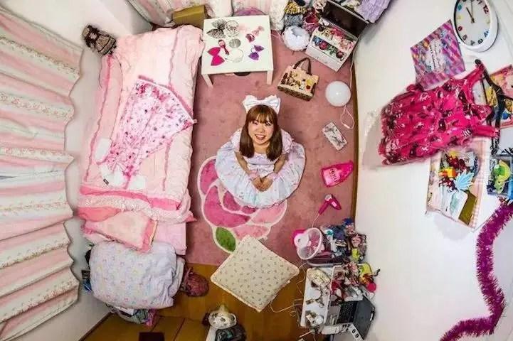 我的房間 攝影