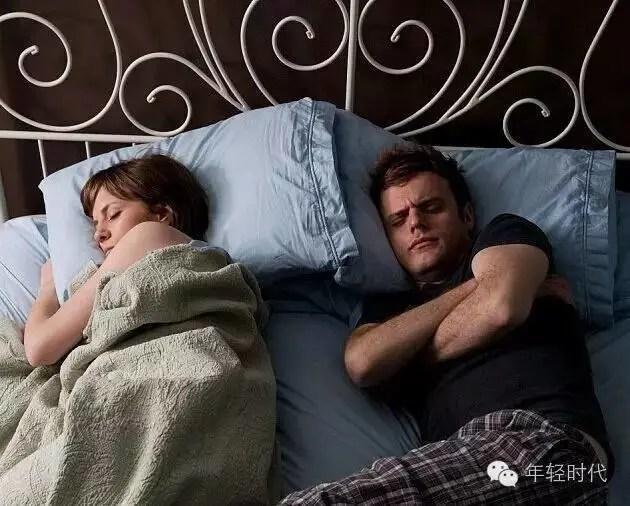 解決夫妻夜晚床上的麻煩事