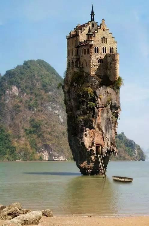 這樣的房子你敢住嗎