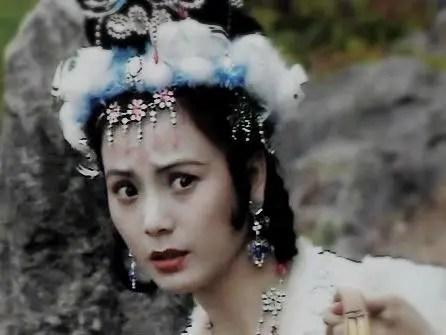 盤點老版《西遊記》中的美女,第一名竟是她