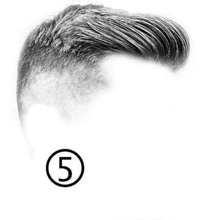 一組流行的男士髮型,你更願意嘗試哪種?