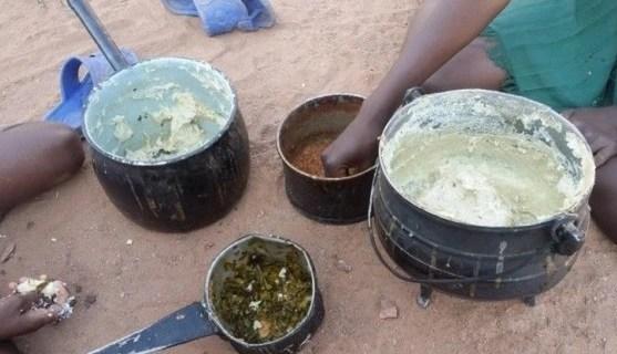 震驚,世界上最窮的國家原來大家都吃的是這個填飽肚子,不敢相信