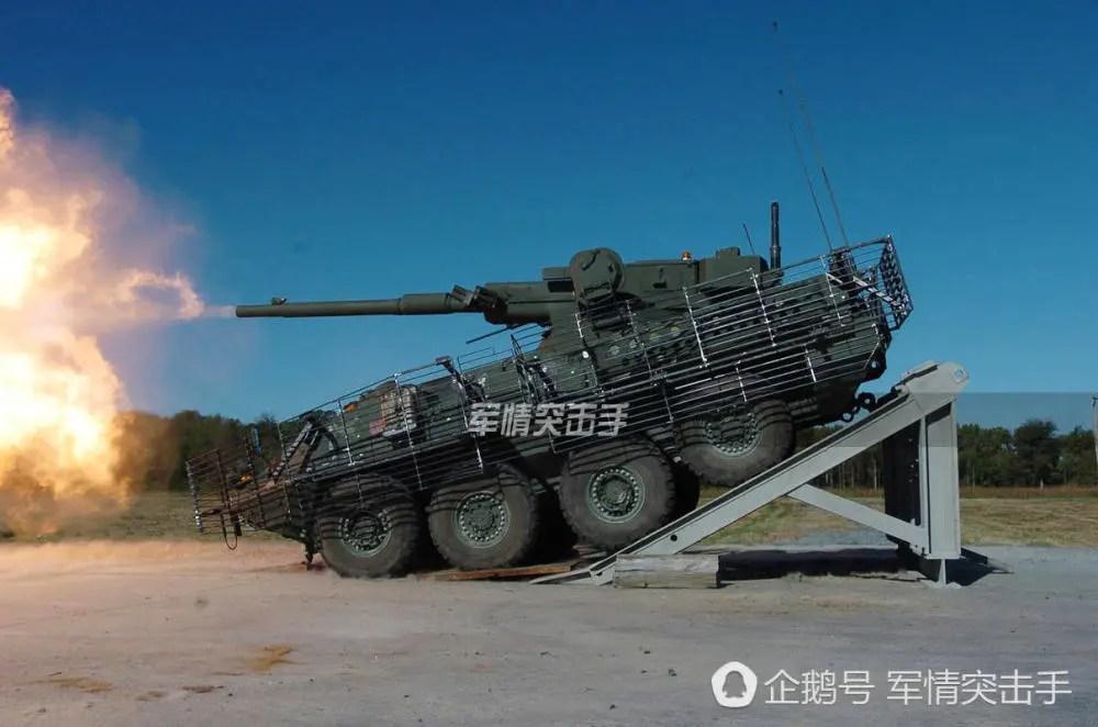 以小博大:21噸戰車裝M60坦克主炮可打2000米