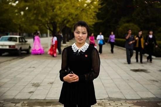 韓國美女都一個樣,來看看不同的朝鮮美女吧