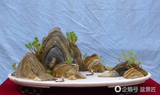 小巧別緻,山水盆景你喜歡嗎?