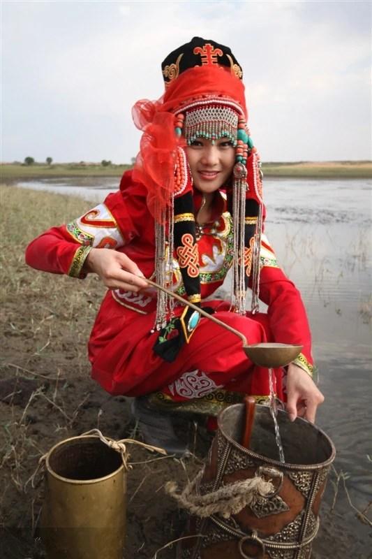 實拍蒙古國農村百姓真實生活情景