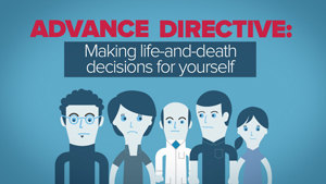 Newsletter: Where is your Advance Directive?