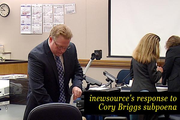 subpoena-response
