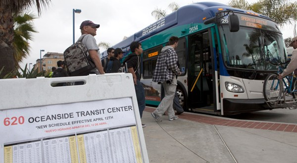 Alleged harassment, discrimination by CEO of North County Transit District