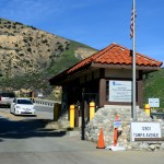 The entrance to SoCalGas Aliso Canyon storage facility on Friday, February 12, 2016. Photo by Dean Musgrove/Los Angeles Daily News