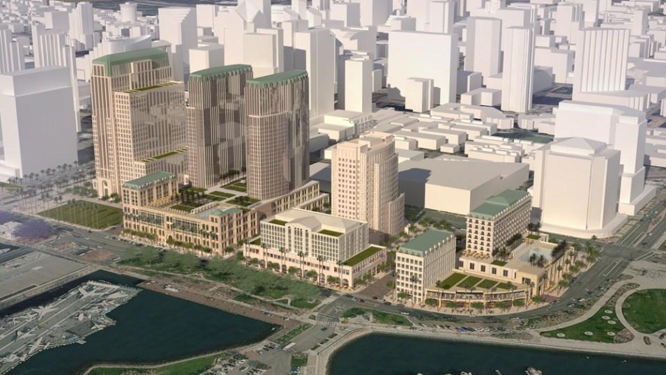 Navy Broadway Complex