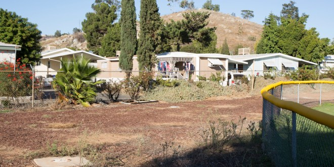 Toxic plume in El Cajon reaches beneath mobile homes