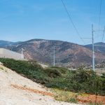 When SDG&E green lighted a partially built Calpine plant in Otay Mesa, ratepayers paid for new power lines to bring the electricity to San Diego. June 21, 2016, Megan Wood/inewsource