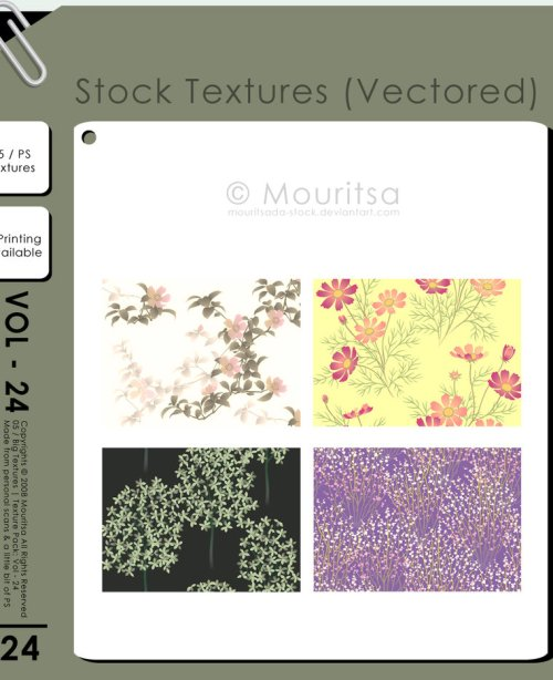 Texture_Pack___Vol_24_by_MouritsaDA_Stock