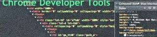 Chrome Developer Toolsのテーマを自分好みにカスタマイズする