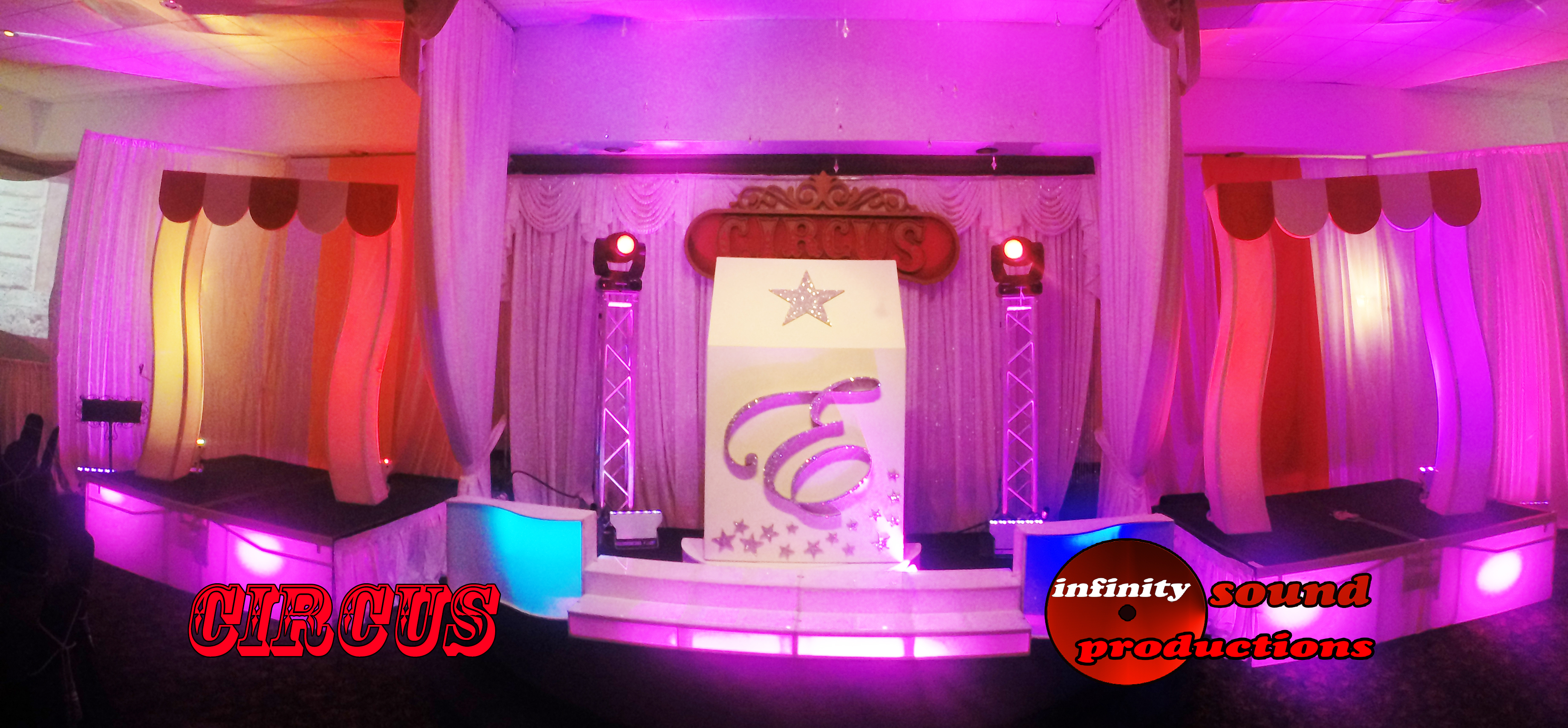 Stages Amp Decor Infinity Sound Production