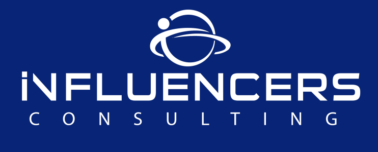 Influencers Consulting Logo and Link