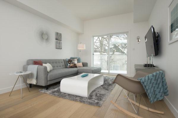 Stradbrook Living Area
