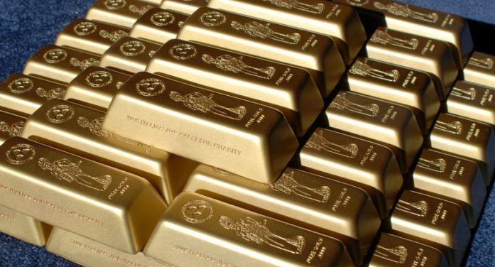 Harga Emas Menguat Sejalan Pelemahan Dollar