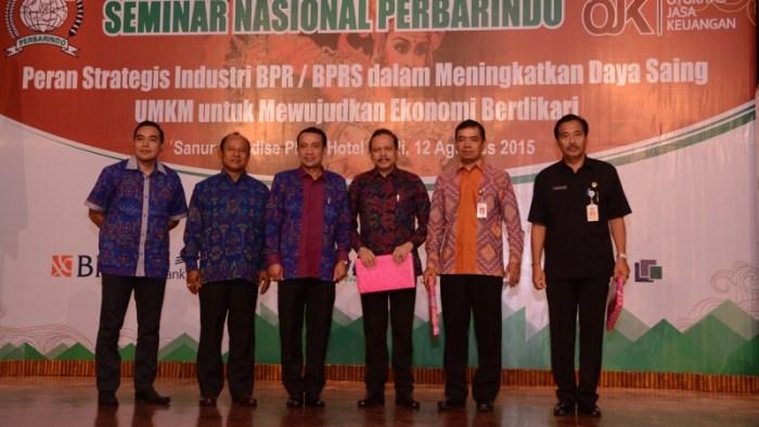 Februari 2016, Kredit BPR Mencapai Rp75,49 Triliun