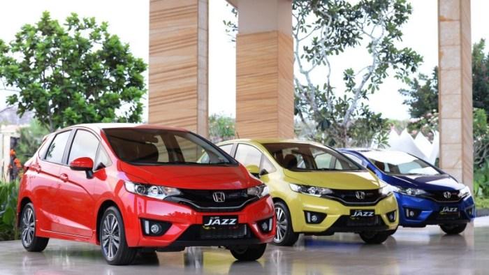 April 2016, Total Penjualan Honda Capai 72 ribu Unit