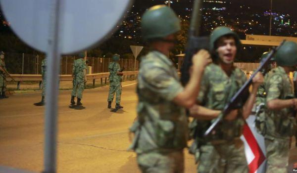 ICMI Kecam Percobaan Kudeta di Turki
