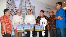 Serah Terima Kondominium The Masterpiece dan The Empyreal