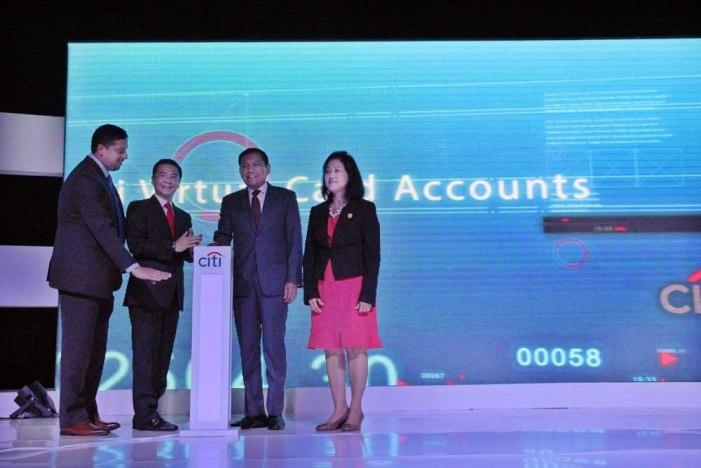 Citi Luncurkan Kartu Kredit Berbasis Virtual