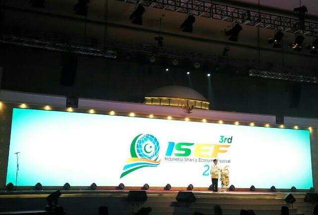 Gubernur BI dan Menko Perekonomian Buka ISEF 2016