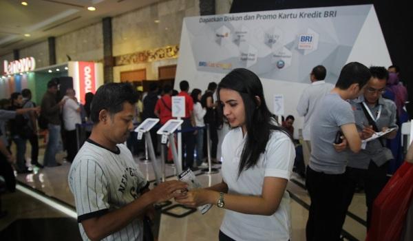 BRI Indocomtech 2016 Dukung Industri Kreatif