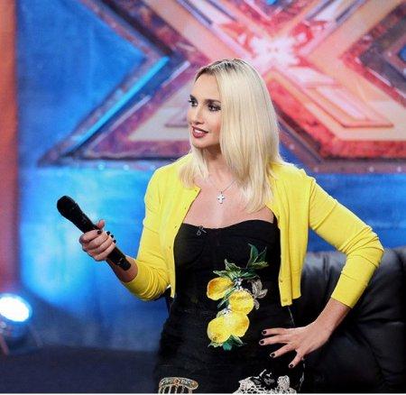 Оксана Марченко сменила имидж и стала блондинкой. ФОТО