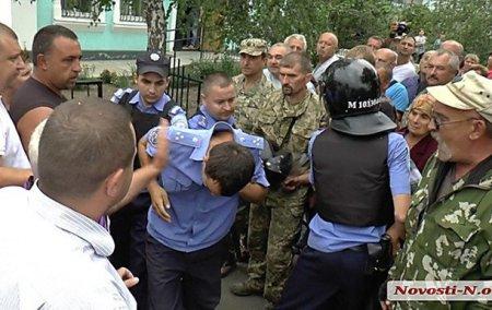 Убийство полицией Александра Цукермана под Николаевым - все подробности вопиющего инцидента. ФОТО