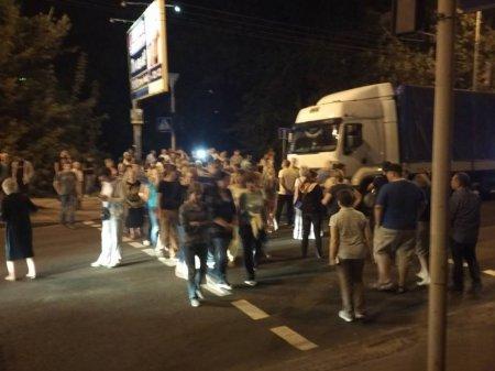 В Киеве беспредел титушек и очередное бездействие правоохранительных органов