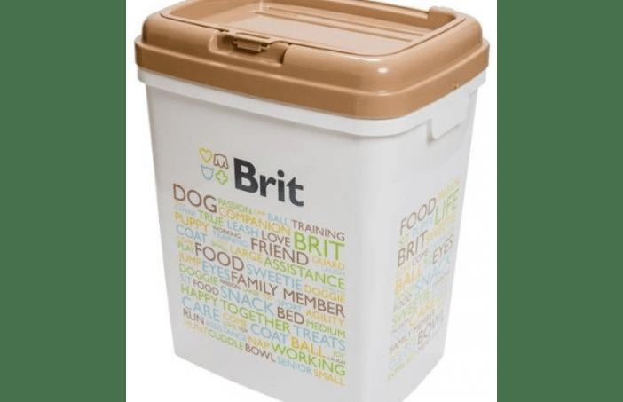 Brit barel na krmivo - hnědý - 800 x 600