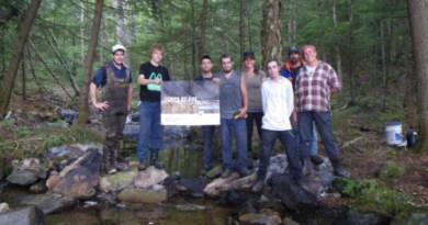 La truite mouchetée mise en valeur dans le Parc naturel régional de Portneuf